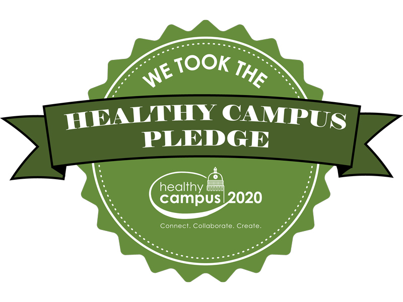 Healthy Campus Partner Badge