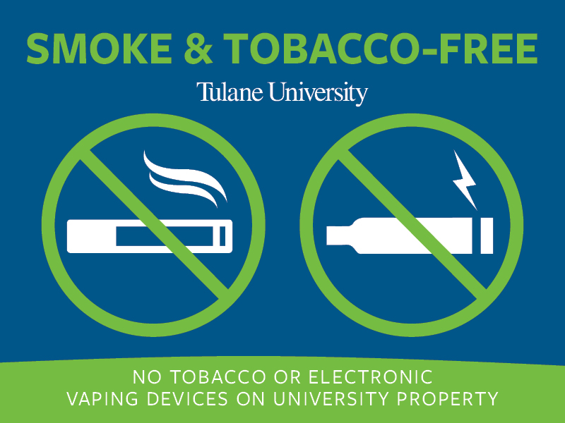 Tobacco and Smoke-Free Campus