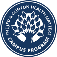 The Jed & Clinton Health Matters Campus Program