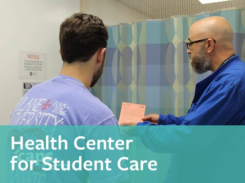 The Health Center for Student Care